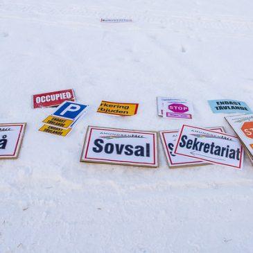 Full activity in Storåbränna